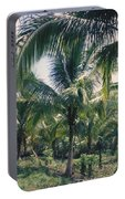 Coconut Farm Portable Battery Charger