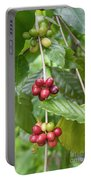 Coffea Coffee Growing In The Balinese Countryside. Portable Battery Charger