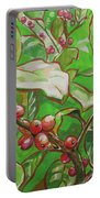 Coffee Cherries Portable Battery Charger