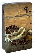 Coffee Grinder Portable Battery Charger