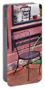 Jonesborough Tennessee - Coffee Shop Portable Battery Charger