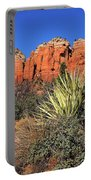 Coffeepot And Cactus Az Portable Battery Charger