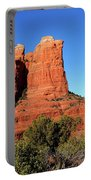 Coffeepot Rock Formation Az Portable Battery Charger