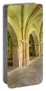 Coimbra Old Cathedral Portable Battery Charger