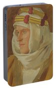 Lawrence Of Arabia - Col. Thomas Edward Lawrence Portable Battery Charger