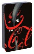 Cola - Coca Zero Portable Battery Charger