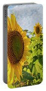 Colby Farms Sunflower Field Side Portable Battery Charger