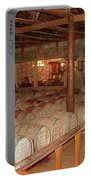 Colchagua Valley Wine Barrels Portable Battery Charger