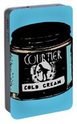 Cold Cream Portable Battery Charger