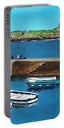 Coliemore Harbour, Dalkey Portable Battery Charger