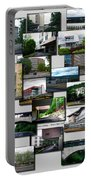 Collage Ithaca College Ithaca New York Vertical Portable Battery Charger
