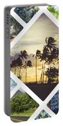 Collage Of Hawaii  Portable Battery Charger