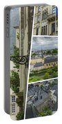 Collage Of Luxembourg Images Portable Battery Charger