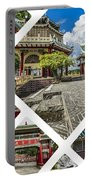 Collage Of Taoist Temple In Cebu, Philippines. Portable Battery Charger