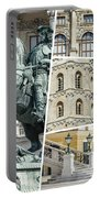 Collage Of Vienna Portable Battery Charger