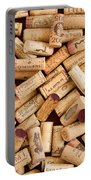 Collection Of Corks Portable Battery Charger