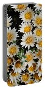 Collective Flowers Portable Battery Charger