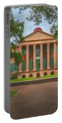 College Of Charleston Main Academic Building Portable Battery Charger