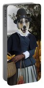 Collie Smooth - Smooth Collie Art Canvas Print - The Harvesters Portable Battery Charger