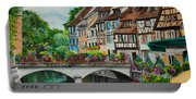 Colmar In Full Bloom Portable Battery Charger