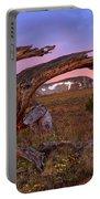 Coloful High Mountain Splendor Portable Battery Charger