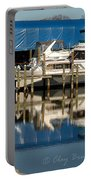 Colonial Beach Marina Portable Battery Charger