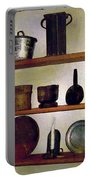Colonial Cook's Cupboard Portable Battery Charger
