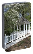 Colonial Springtime Portable Battery Charger