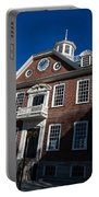 Colony House Newport Rhode Island Portable Battery Charger