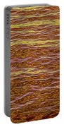 Color Abstract Portable Battery Charger