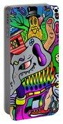 Color Bash Acid Tweeter Portable Battery Charger