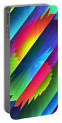 Color Blast Portable Battery Charger