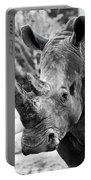 Color Me Rhino Portable Battery Charger