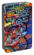 Color Of Bikes Portable Battery Charger
