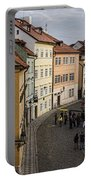 Color Of Prague Portable Battery Charger