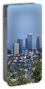Color Pano Los Angeles California  Portable Battery Charger