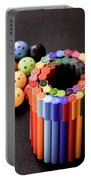 Color Pens1 Portable Battery Charger