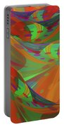 Color Swells Portable Battery Charger