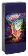 Colorado Abstract Portable Battery Charger