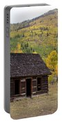 Colorado Cabin Portable Battery Charger