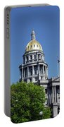 Colorado Capitol Building Portable Battery Charger