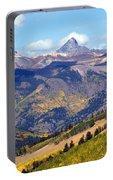 Colorado Mountains 1 Portable Battery Charger