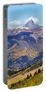 Colorado Mountains 1 Portable Battery Charger