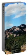 Colorado Mountains Portable Battery Charger