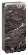 Colorado River At Desert View Grand Canyon Portable Battery Charger