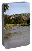 Colorado River Bend Texas Portable Battery Charger