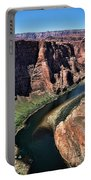 Colorado River Horseshoe Bend  Portable Battery Charger