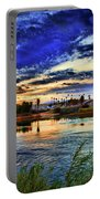 Colorado River Sunrise Portable Battery Charger