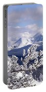 Colorado Sawatch Mountain Range Portable Battery Charger