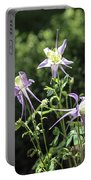 Colorado State Flower Portable Battery Charger